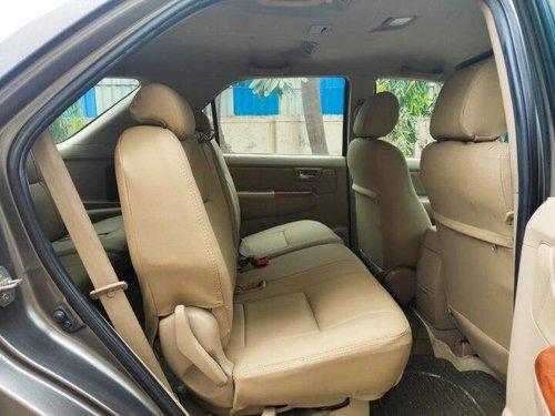 2010 Toyota Fortuner MT for sale in Mumbai