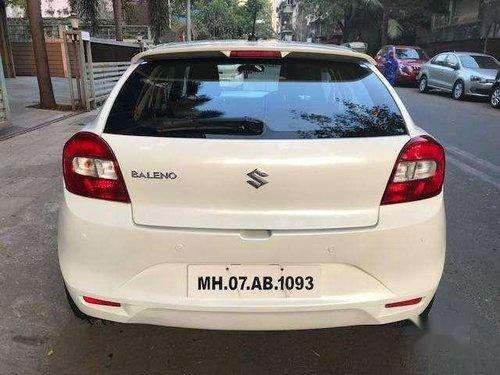 Maruti Suzuki Baleno, 2016, Petrol AT for sale in Mumbai