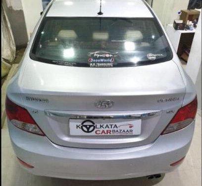 Used 2011 Hyundai Verna 1.6 SX AT for sale in Kolkata