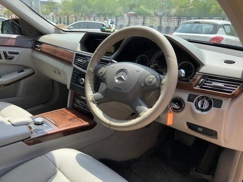 Used Mercedes-Benz E-Class 2012 AT for sale in Ahmedabad