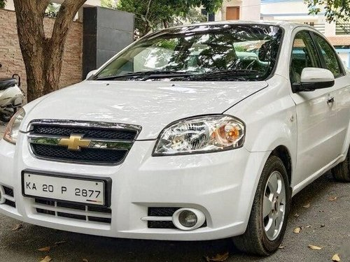 2010 Chevrolet Aveo MT for sale in Bangalore