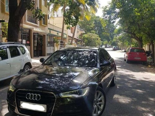 Used Audi A6 2.0 TDI 2012 AT for sale in Goa