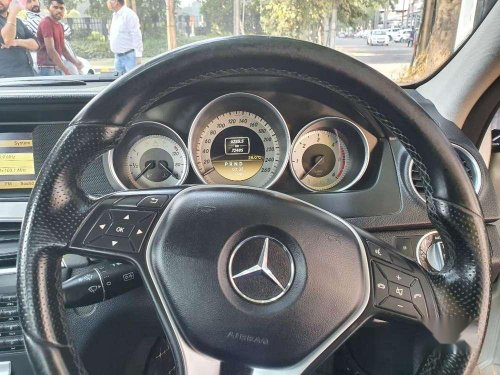 Mercedes-Benz C-Class 220, 2012, AT for sale in Chandigarh
