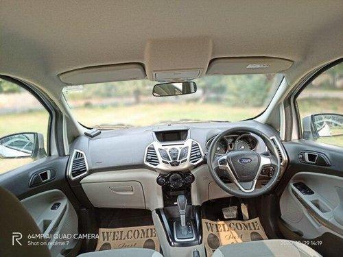 2017 Ford Ecosport 1.5 Petrol Titanium Plus AT BSIV in New Delhi
