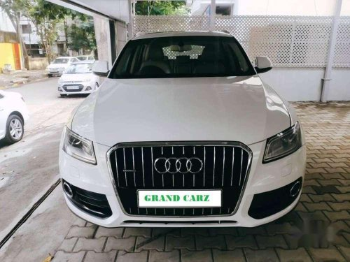 Used Audi Q5 2.0 TDI 2014 AT for sale in Chennai