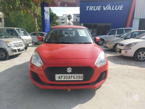Used Maruti Suzuki Swift 2018 MT for sale in Visakhapatnam