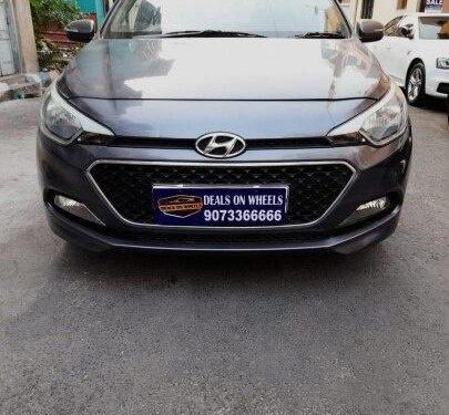 Used Hyundai i20 1.2 Asta 2017 MT for sale in Kolkata