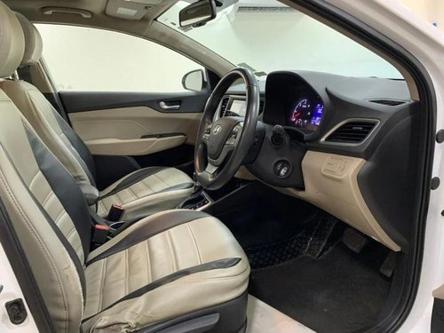 Used Hyundai Verna 2017 AT for sale in Chennai