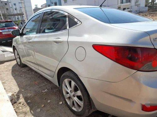 Hyundai Fluidic Verna 2011 MT for sale in Hyderabad