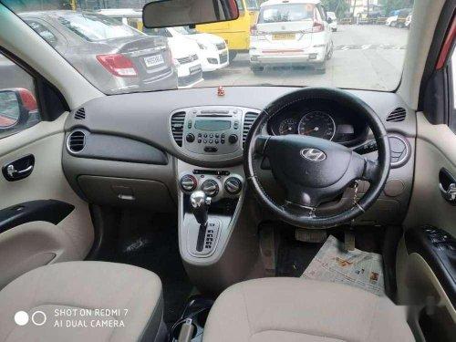 Hyundai I10 Sportz 1.2, 2011, AT for sale in Mumbai
