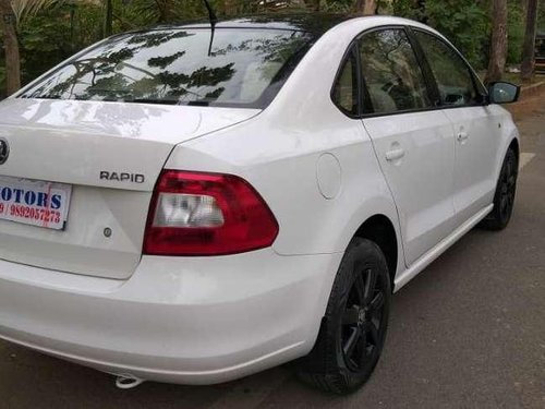 Used Skoda Rapid 2014 AT for sale in Mumbai