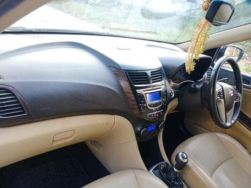 Used 2012 Hyundai Verna 1.6 SX MT in Hyderabad