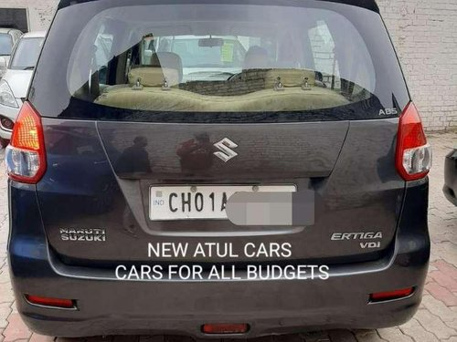 Used 2012 Maruti Suzuki Ertiga VDI MT for sale in Chandigarh