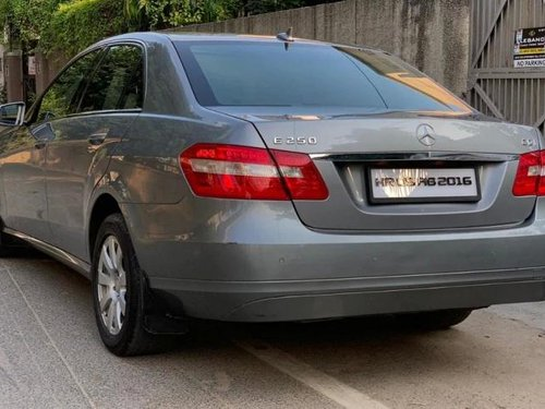Used Mercedes-Benz E-Class 2010 AT for sale in Bangalore