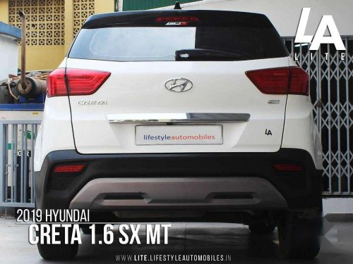 Used Hyundai Creta 1.6 SX 2019 MT for sale in Kolkata
