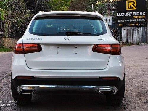 Used 2018 Mercedes Benz GLC AT for sale in Hyderabad