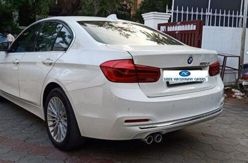 BMW 3 Series 320d Luxury Line 2017 AT in Coimbatore