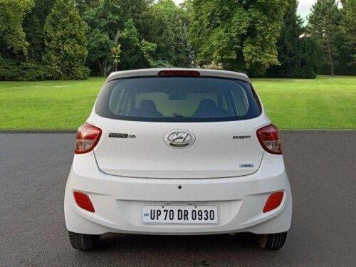 Hyundai i10 Magna 2017 MT in New Delhi