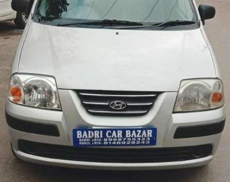 Used Hyundai Santro Xing 2009 MT for sale in Ludhiana