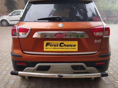 Used Maruti Suzuki Vitara Brezza 2018 MT for sale in Varanasi