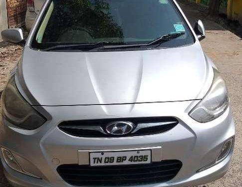 Used 2012 Hyundai Fluidic Verna MT for sale in Pondicherry