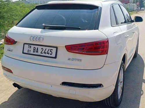 Used Audi Q3 2016 AT for sale in Madurai
