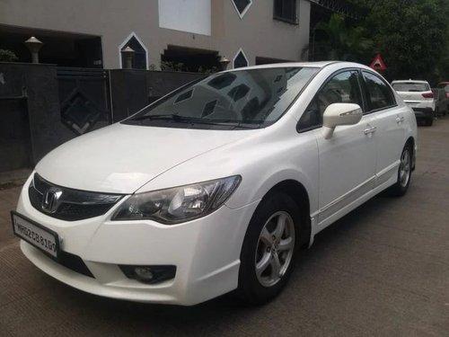 Honda Civic 1.8 V Sunroof 2011 MT for sale in Pune