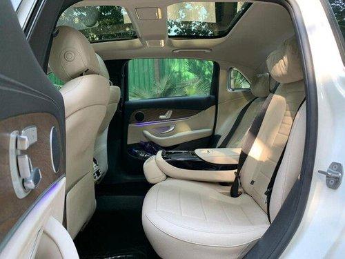 Used 2017 Mercedes Benz E Class MT for sale in New Delhi