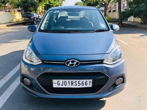 Used Hyundai Xcent 2016 MT for sale in Ahmedabad