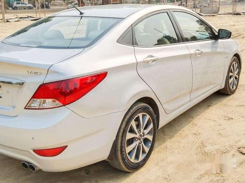 Used Hyundai Verna 2013 MT for sale in Kanpur