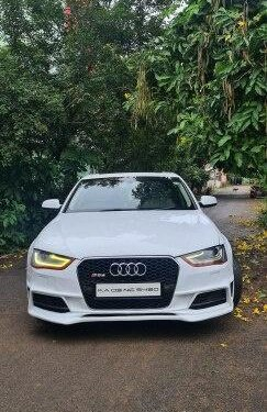 Audi A4 2.0 TDI 2013 AT for sale in Bangalore