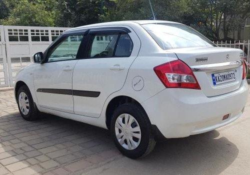 Maruti Suzuki Swift Dzire VXI 2014 MT for sale in Bangalore
