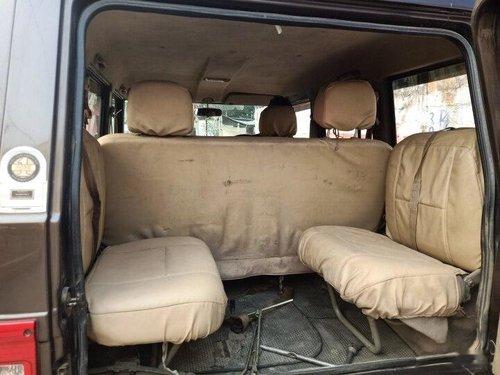 Used Mahindra Bolero ZLX 2015 MT for sale in Kolkata