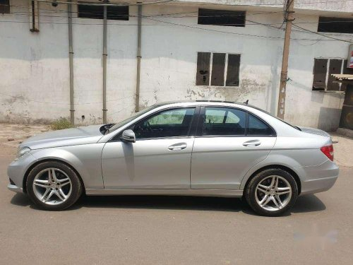 Used Mercedes-Benz C-Class 220 2014 AT for sale in Ludhiana