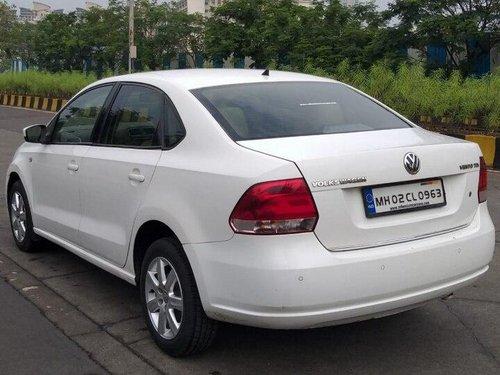 Volkswagen Vento Diesel Highline 2012 MT in Mumbai