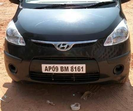 Used Hyundai i10 Magna 2008 MT for sale in Hyderabad