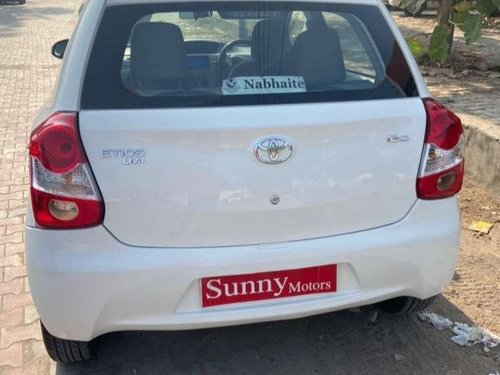 Used 2016 Toyota Etios Liva MT for sale in Patiala
