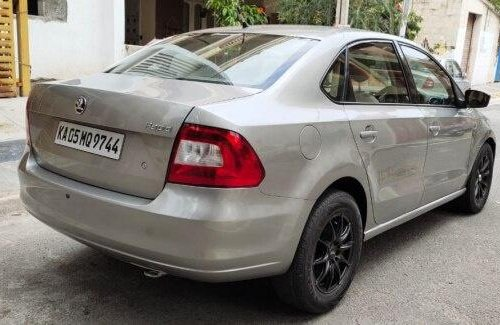 Used Skoda Rapid 2015 MT for sale in Bangalore