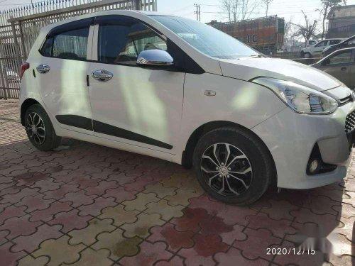 Used Hyundai Grand i10 Sportz 2018 MT in Srinagar