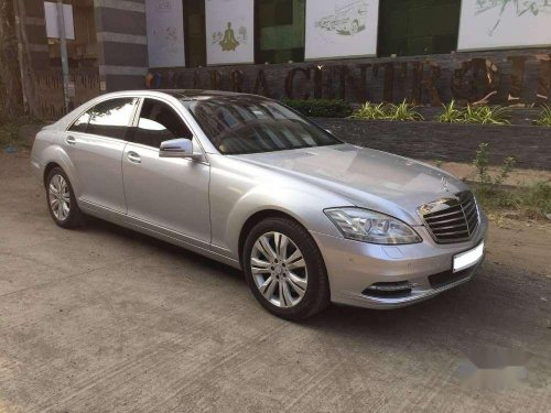 Mercedes-Benz S-Class 500L, 2011, AT for sale in Mumbai