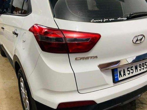 Used Hyundai Creta 2017 MT for sale in Hassan