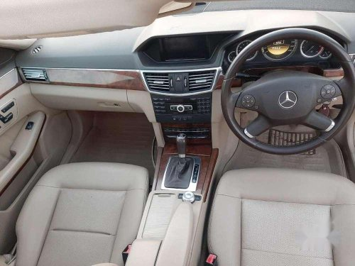 Used Mercedes-Benz E-Class 2012 AT for sale in Jalandhar