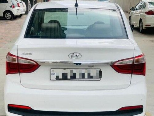 Used Hyundai Xcent 1.2 CRDi S 2017 MT for sale in Surat -5