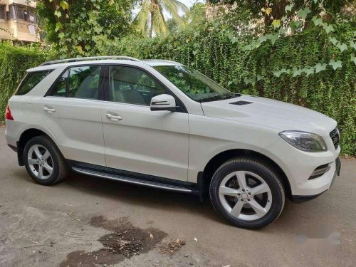 Used 2013 Mercedes Benz M Class AT for sale in Mumbai -9
