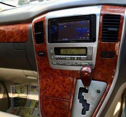 Toyota Alphard 3.0 V6 2008 AT for sale in Mumbai