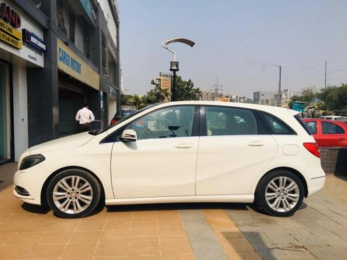 Used Mercedes-Benz B-Class 2013 AT for sale in Ahmedabad