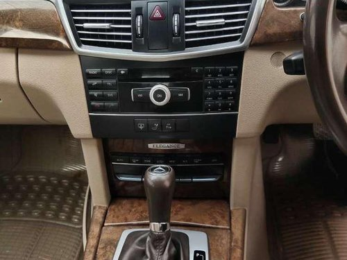 Used 2011 Mercedes Benz E Class AT for sale in Ludhiana