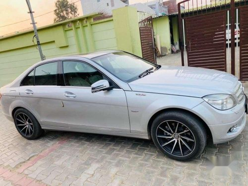 Used Mercedes Benz C-Class 2010 AT for sale in Dhuri