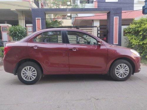 Maruti Suzuki Dzire AMT VXI 2018 AT for sale in Hyderabad