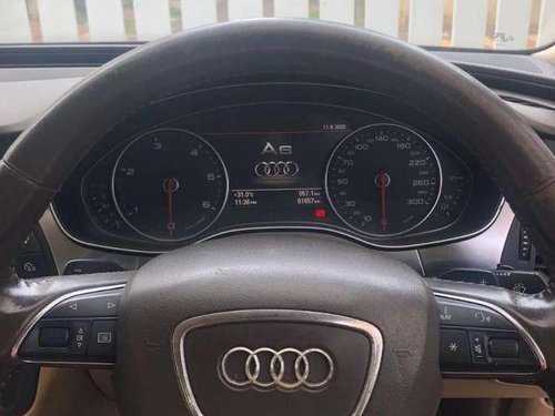 Used 2013 Audi A6 AT for sale in Nashik